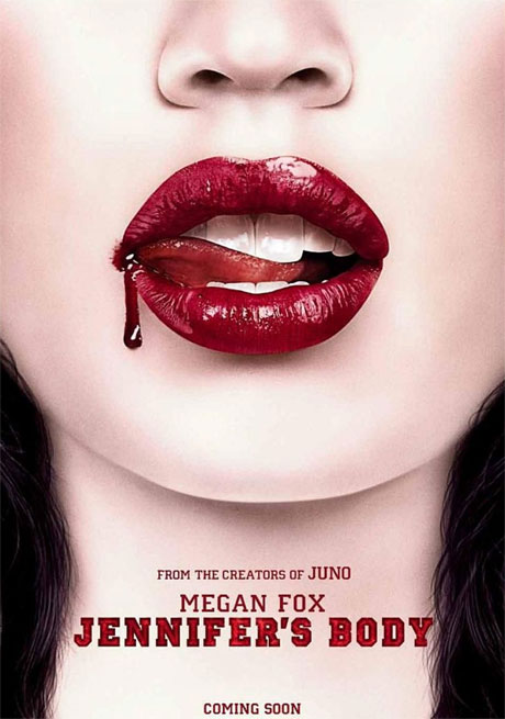 Jennifer's Body - Alternate Theatrical Poster