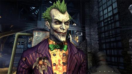 Batman: Arkham Asylum - Playstation 3 - The Joker