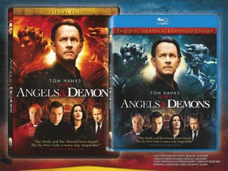 Angels & Demons Trade Ad