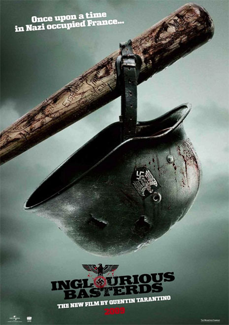 Inglorious Basterds Theatrical Poster