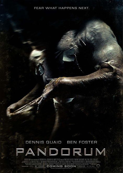 Pandorum Theatrical Poster
