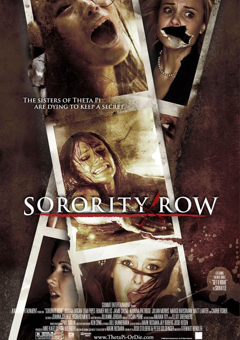 Sorority Row Theatrical Poster