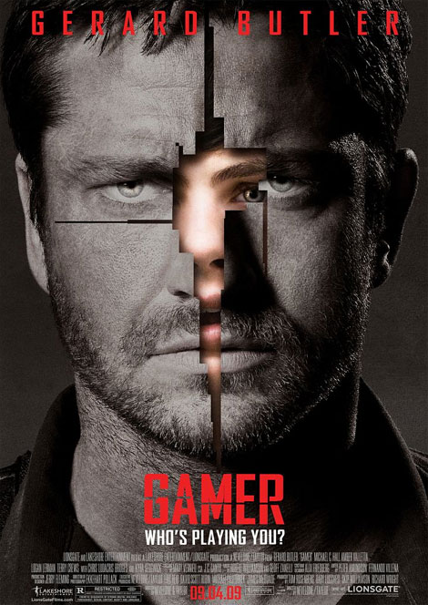 Gamer Theatrical Poster