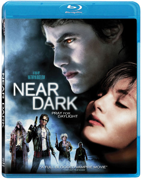 Near Dark Blu-ray Cover Art