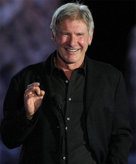 Scream 2009 - Harrison Ford