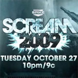 Spike TV's Scream 2009