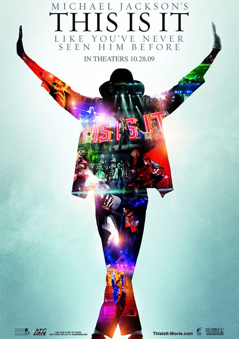 This Is It Theatrical Poster