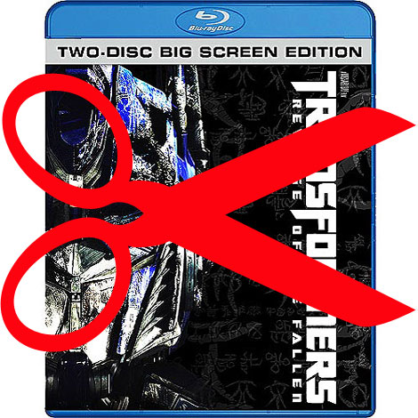 Avoid Wal-Mart's Transformers Big Screen Edition Like the Plague!