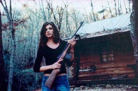 Cabin Fever's Cerina Vincent