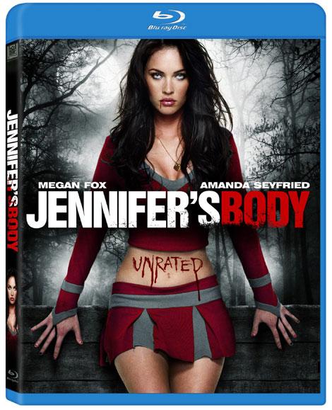 Jennifer's Body Blu-ray Box Art