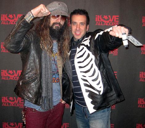 Rob Zombie & WSB's Brian White