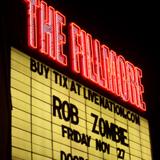 Rob Zombie - Detroit's Fillmore - 11/27/09