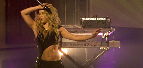 """Shakira's """"Give It Up To Me"""""""