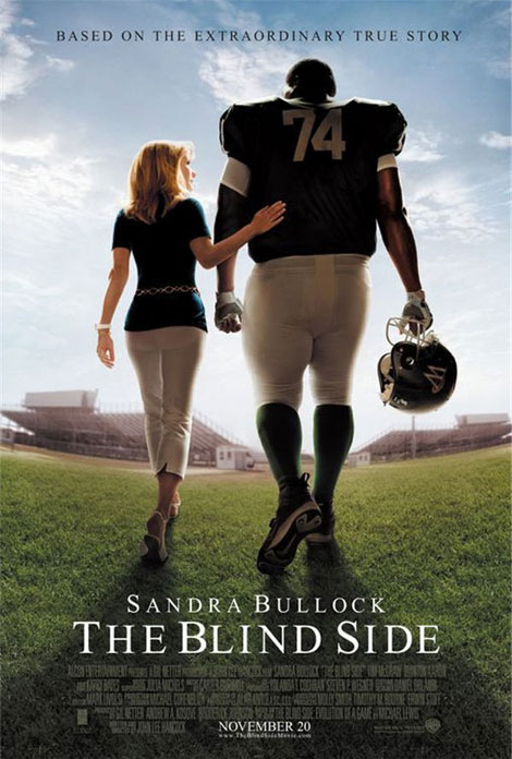The Blind Side Theatrical Poster