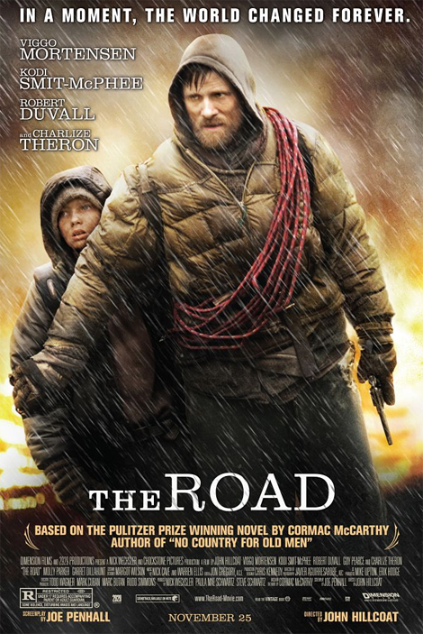 The Road Theatrical Poster