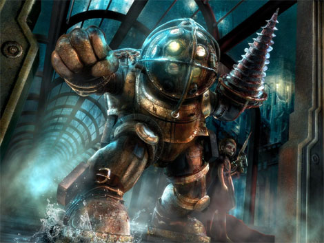 Thor's Top 8 Upcoming Games to Films - Bioshock