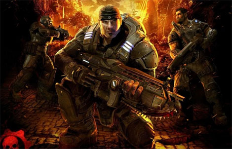 Thor's Top 8 Upcoming Games to Films - Gears of War