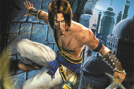 Thor's Top 8 Upcoming Games to Films - Prince of Persia: Sands of Time