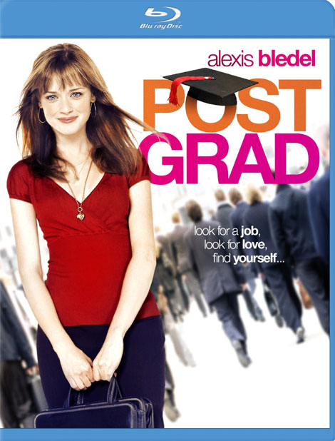 Post Grad Blu-ray Cover Art