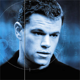 The Bourne Identity Blu-ray Flipper Combo