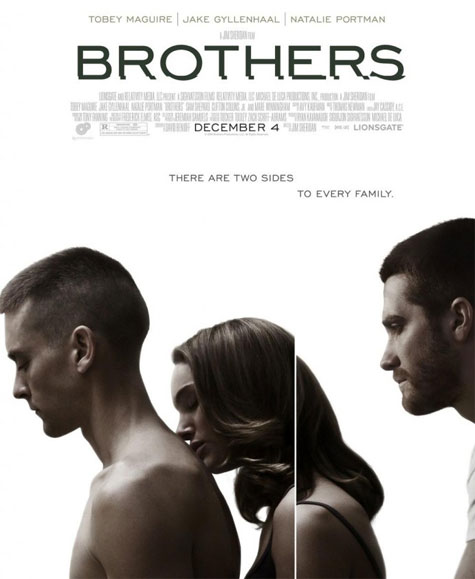 Brothers Theatrical Poster