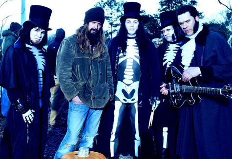Captain Clegg and the Night Creatures w/ Rob Zombie