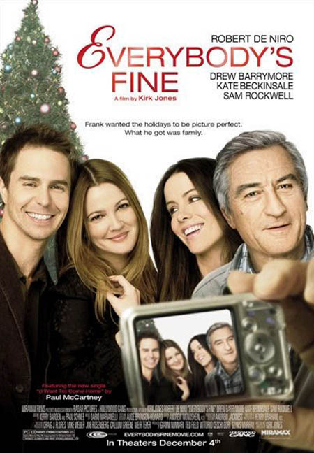 Everybody's Fine Theatrical Poster