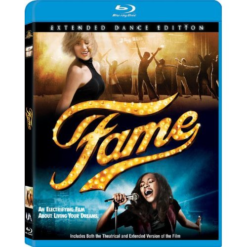 Fame Blu-ray Cover Art