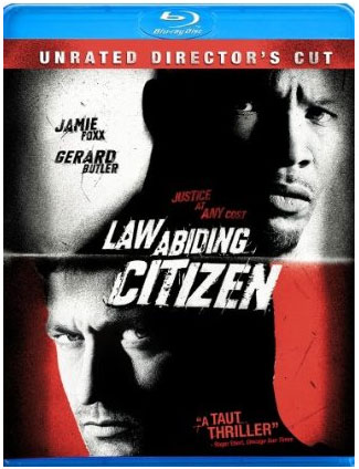 Law Abiding Citizen Blu-ray Cover Art