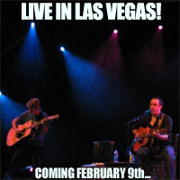 Live in Las Vegas - Pre-order yours today!