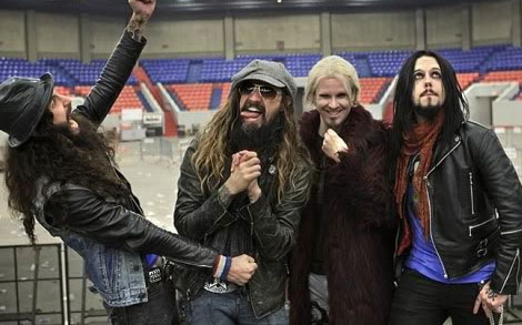 Rob Zombie in Kentucky!