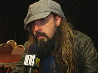 Rob Zombie's MTV News Interview