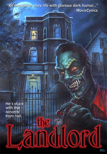 The Landlord Blu-ray Cover Art