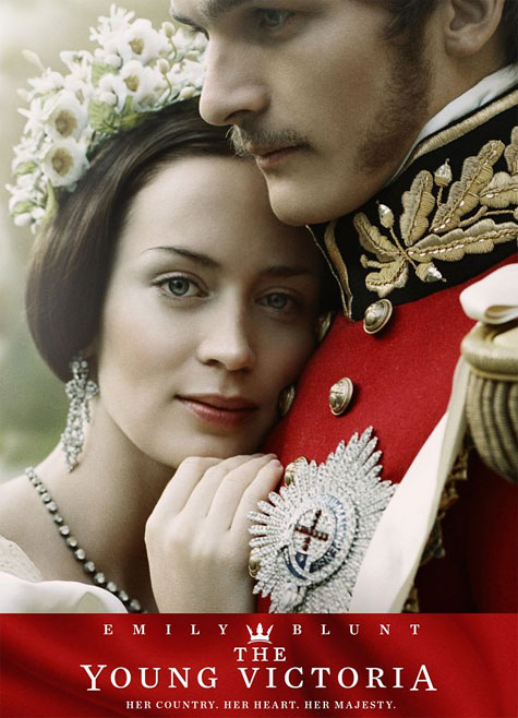 The Young Victoria Theatrical Poster