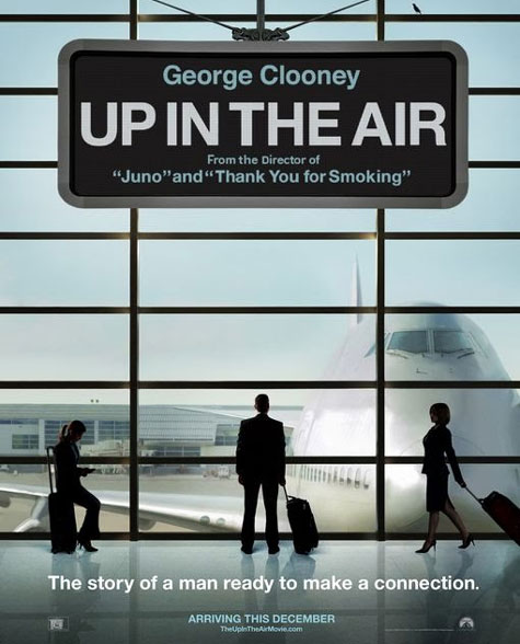 Up in the Air Theatrical Poster