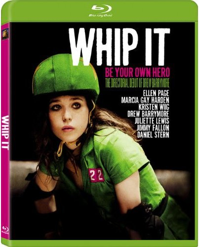 Whip It Blu-ray Cover Art