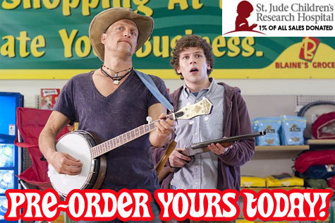 Zombieland - Pre-order yours today!