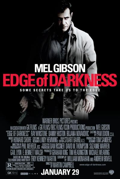 Edge of Darkness Theatrical Poster