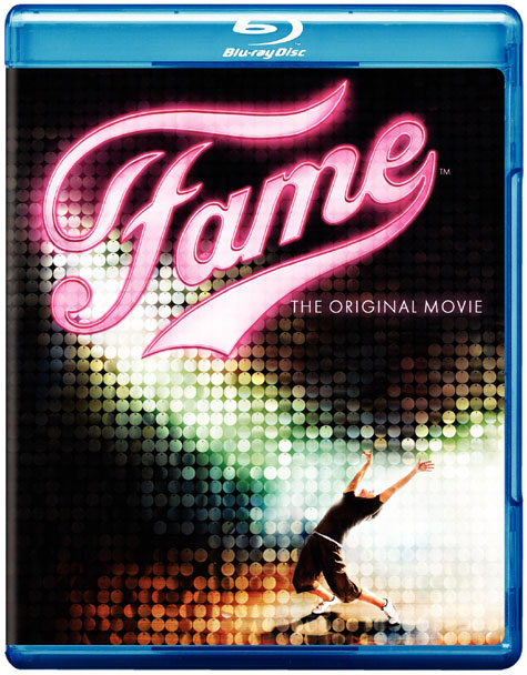 Fame (1980) Blu-ray Cover Art