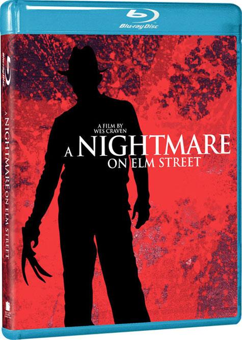 A Nightmare on Elm Street Blu-ray Cover Art