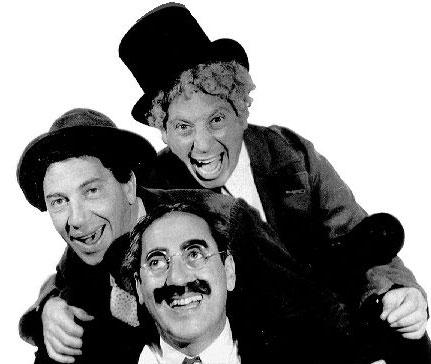 The Marx Bros.