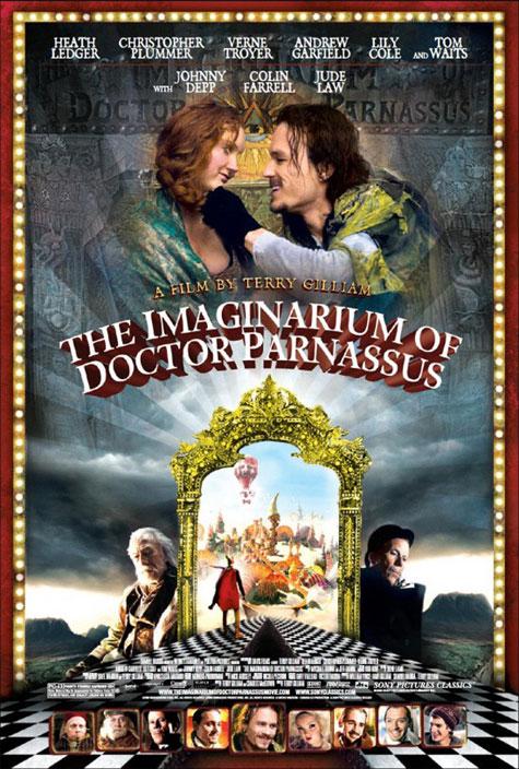 The Imaginarium of Dr. Parnassus Theatrical Poster
