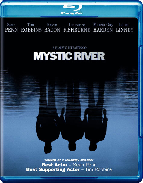Mystic River Blu-ray Cover Art