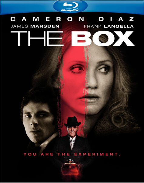 The Box Blu-ray Cover Art