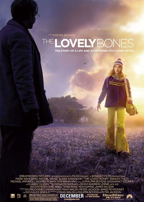 The Lovely Bones Theatrical Poster