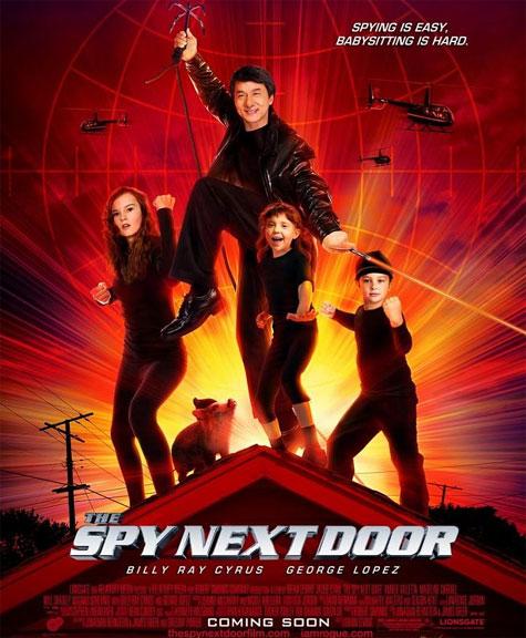 The Spy Next Door Theatrical Poster