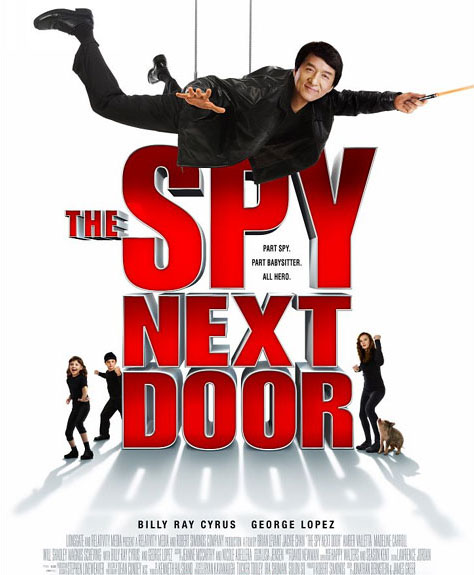 The Spy Next Door Theatrical Poster