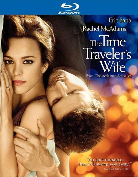 Pre-order The Time Traveler's Wife on Blu-ray!