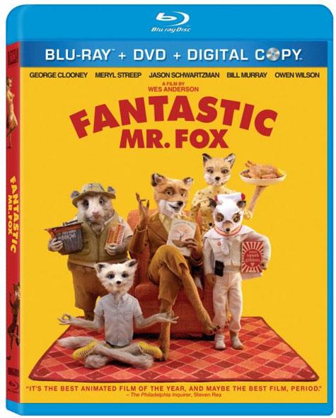 Fantastic Mr. Fox - Pre-order now!