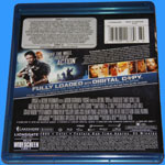Gamer - Back of Blu-ray Cover Art